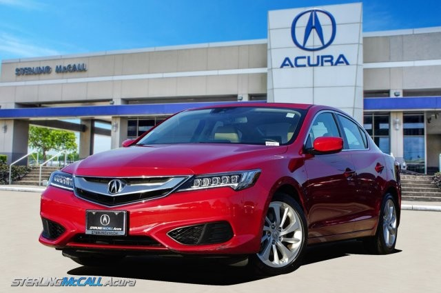 Used 2017 Acura ILX w/Technology Plus Pkg