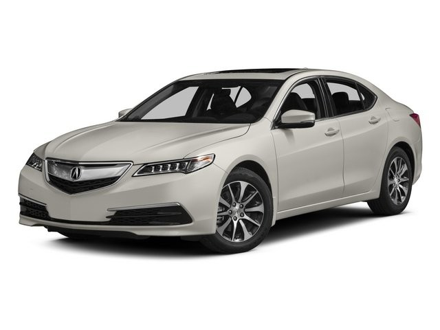 Used 2015 Acura TLX Tech