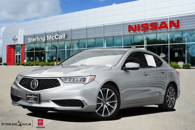 Used 2019 Acura TLX Base
