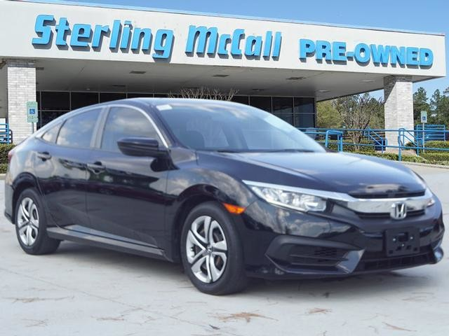 Used 2016 Honda Civic Sedan LX