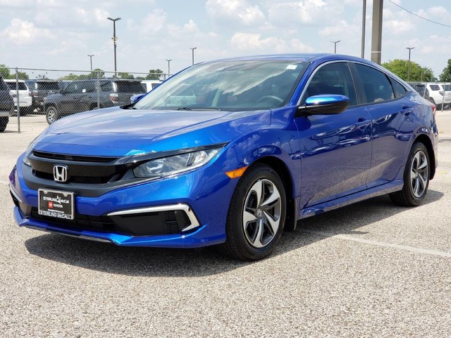 Used 2019 Honda Civic Sedan LX