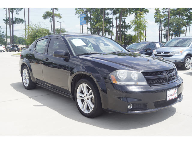 Used 2013 Dodge Avenger SXT
