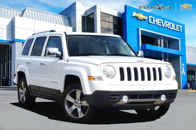 Used 2017 Jeep Patriot High Altitude