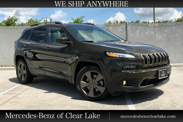 Used 2017 Jeep Cherokee 75th Anniversary Edition