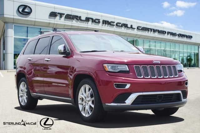 Used 2014 Jeep Grand Cherokee Summit