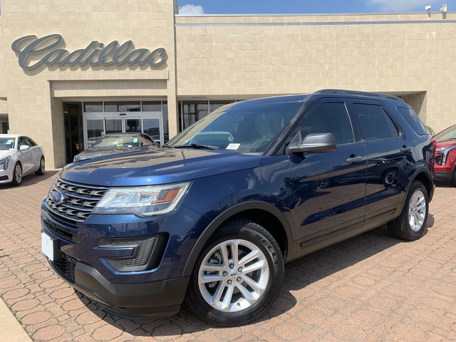 Used 2017 Ford Explorer Base