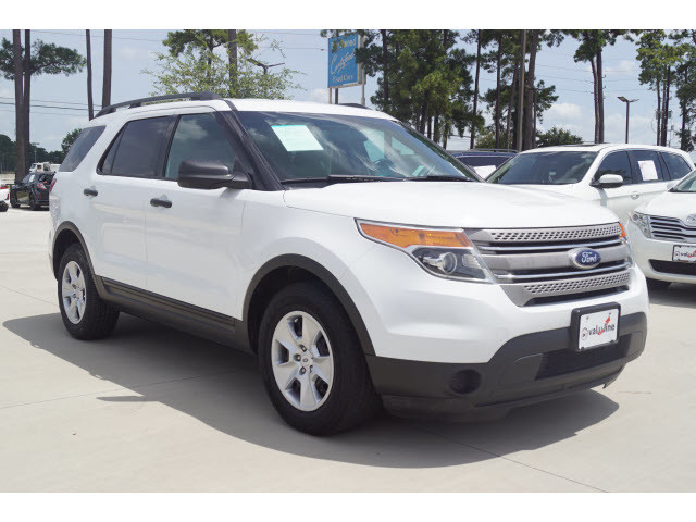 Used 2014 Ford Explorer Base