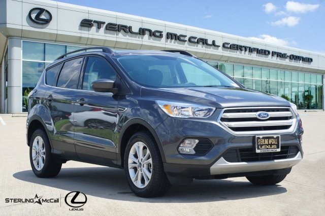 Used 2018 Ford Escape SE