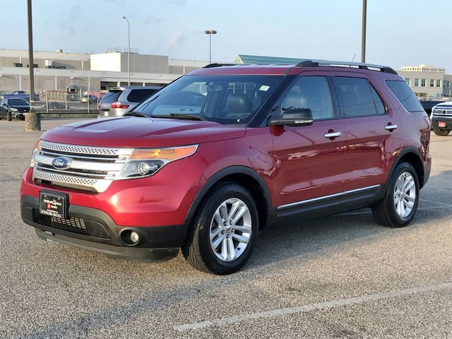 Used 2011 Ford Explorer XLT