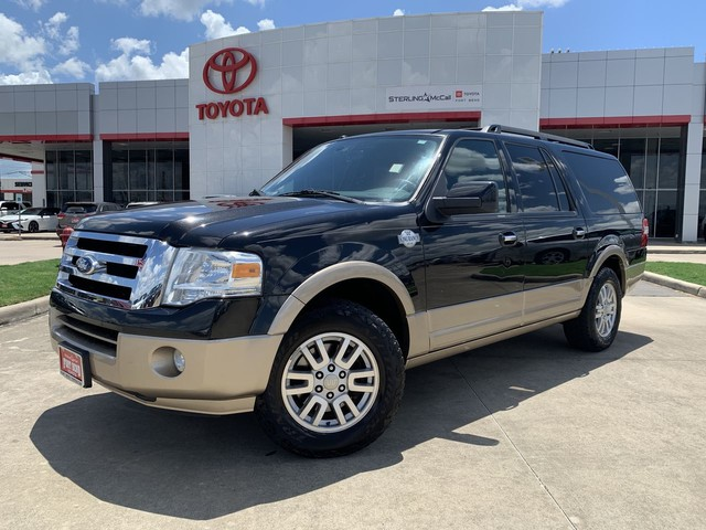 Used 2012 Ford Expedition EL King Ranch