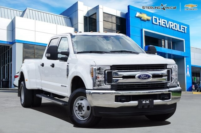 Used 2019 Ford Super Duty F-350 DRW XLT
