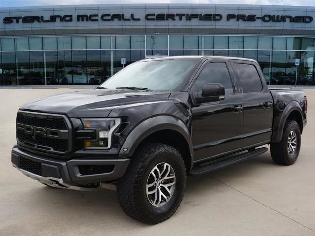 Used 2017 Ford F 150 Raptor