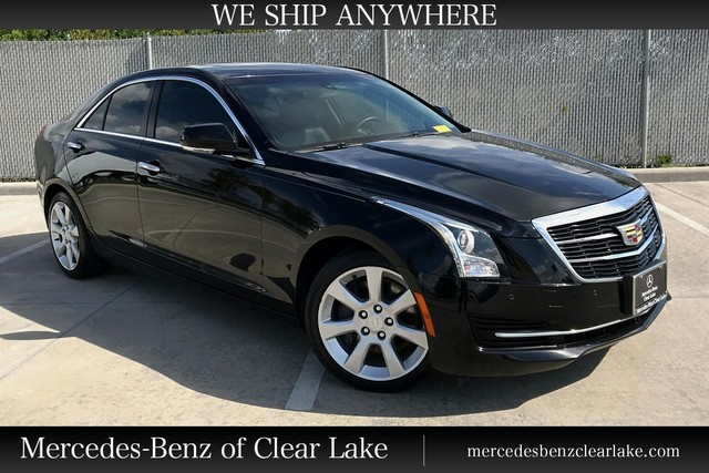 Cadillac Ats Sedan >> Cadillac Ats Sedan Rear Wheel Drive Sedan Offsite Location