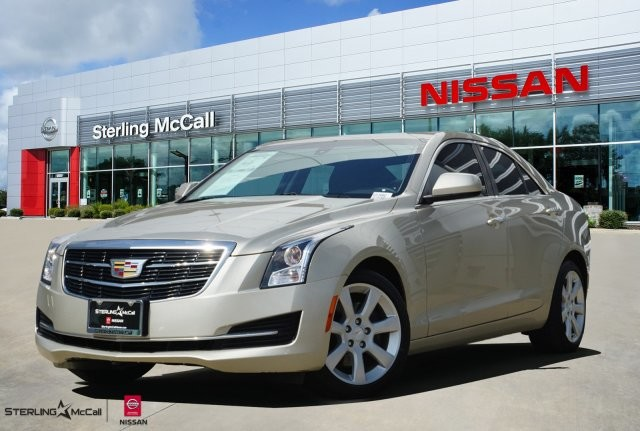 Used 2016 Cadillac ATS Sedan Standard AWD