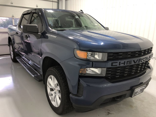 Used 2019 Chevrolet Silverado 1500 Custom