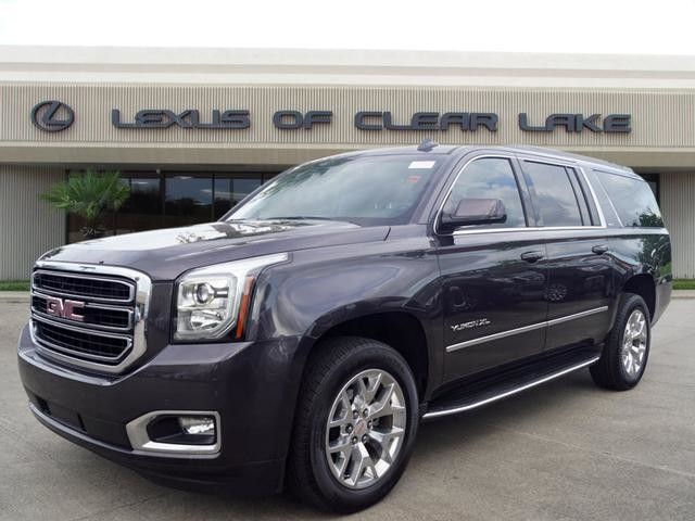 Used 2017 GMC Yukon XL SLT