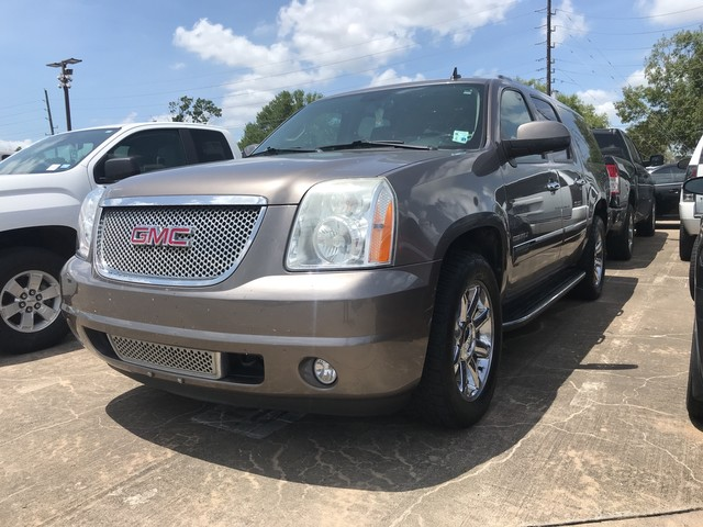 Used 2013 GMC Yukon XL Denali
