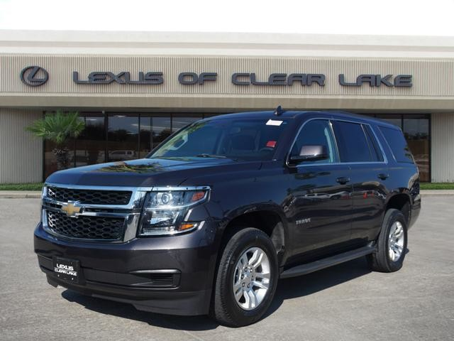Chevrolet Tahoe Rear Wheel Drive Suv Offsite Location