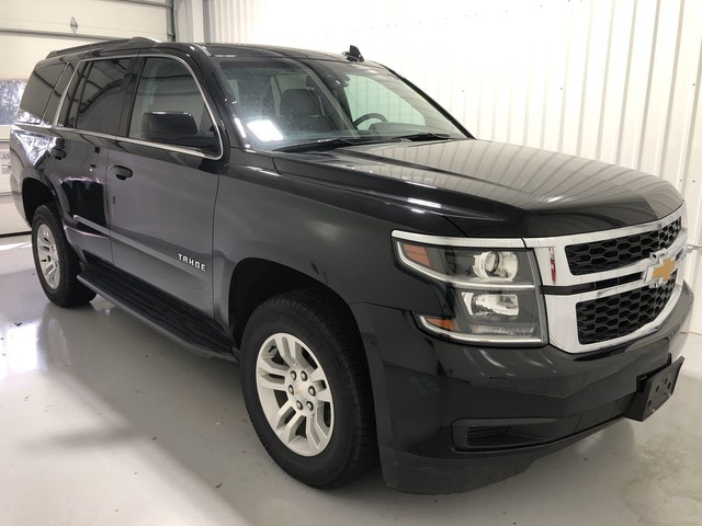 Used 2018 Chevrolet Tahoe LT