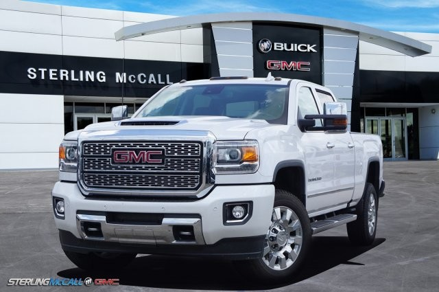 Used 2018 GMC Sierra 2500HD Denali