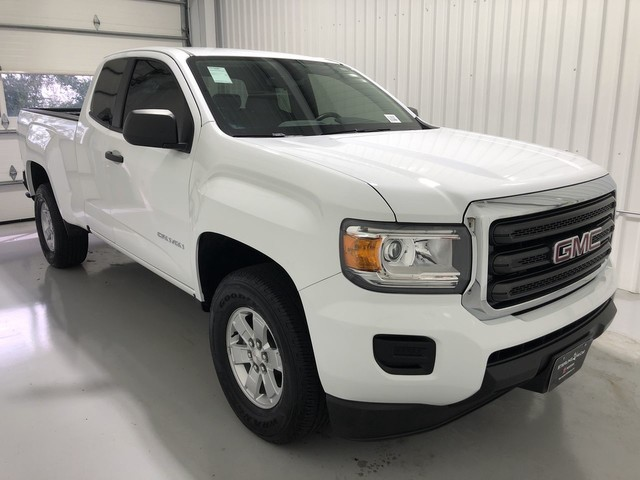 Used 2018 GMC Canyon 2WD