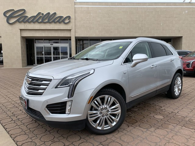 Used 2018 Cadillac XT5 Premium Luxury AWD