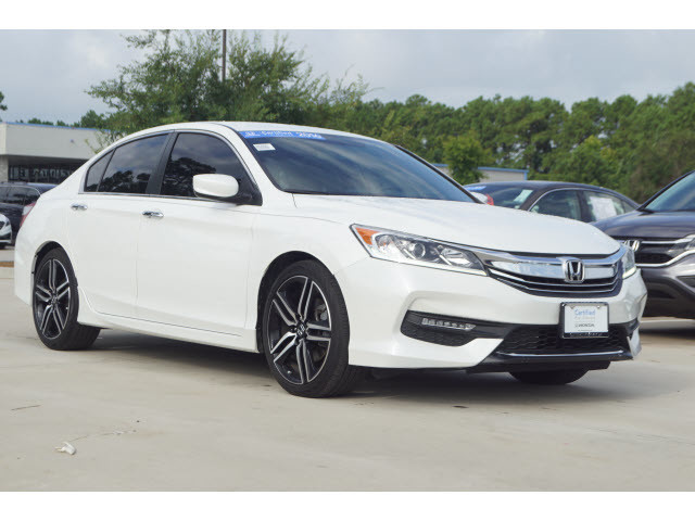 Used 2016 Honda Accord Sedan Sport