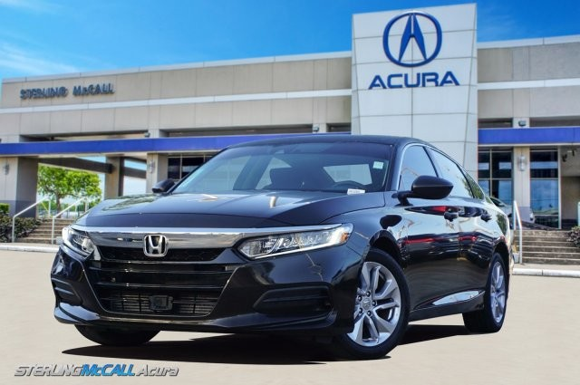 Used 2018 Honda Accord Sedan LX 1.5T
