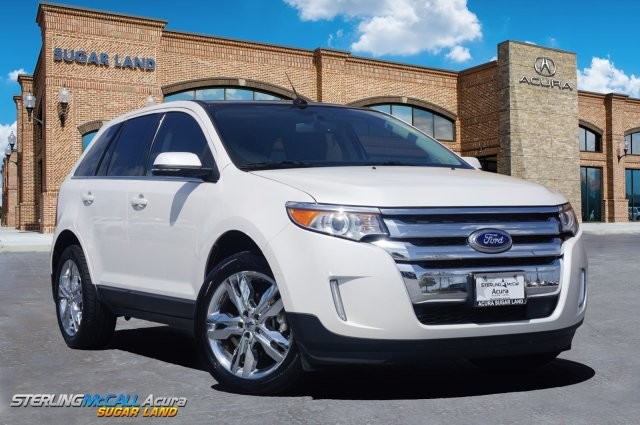 Used 2013 Ford Edge Limited *** NAVIGATION *** SUNROOF ***