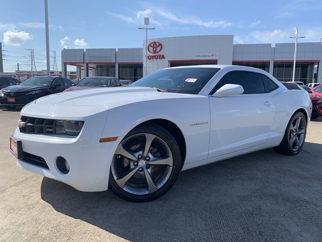 Used 2013 Chevrolet Camaro LT