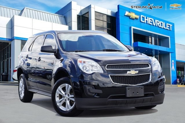 Used 2015 Chevrolet Equinox LS