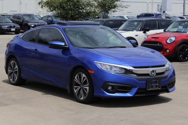 Used 2016 Honda Civic Coupe