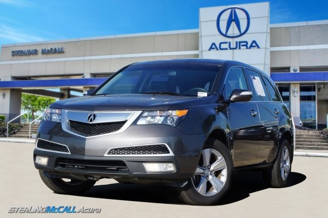 Used 2011 Acura MDX Tech Pkg