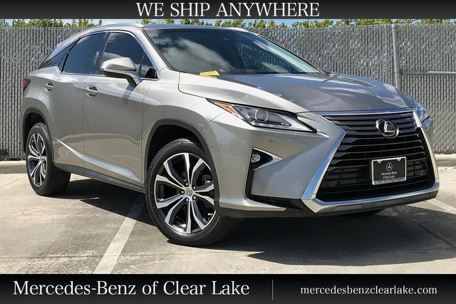 Lexus Suv Rx 350 >> Used 2017 Lexus Rx Rx 350 Suv In League City Hc052597 Advantage