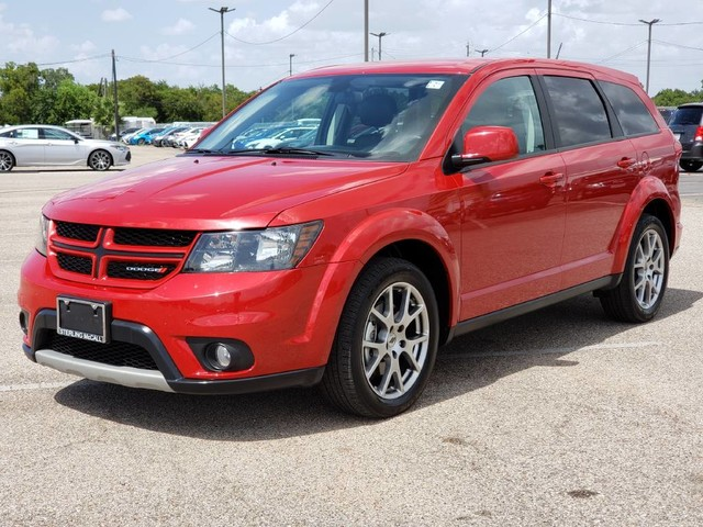 Used 2018 Dodge Journey GT