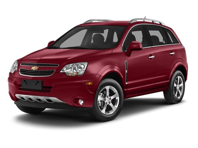 Used 2014 Chevrolet Captiva Sport Fleet LS