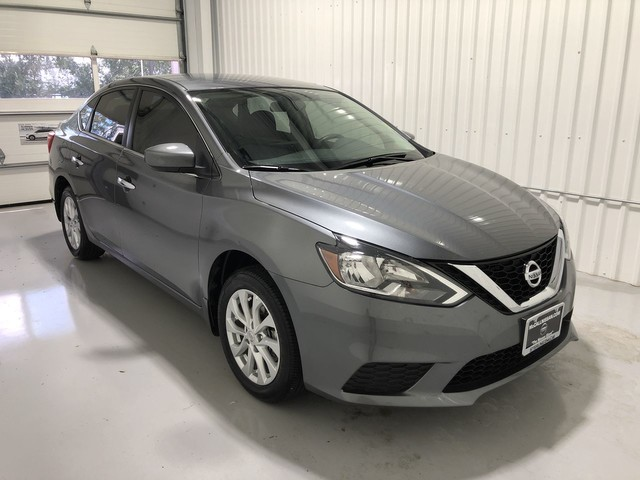 Used 2019 Nissan Sentra S!! Low Miles!!... Non Rental!!... CERTIFIED!!...