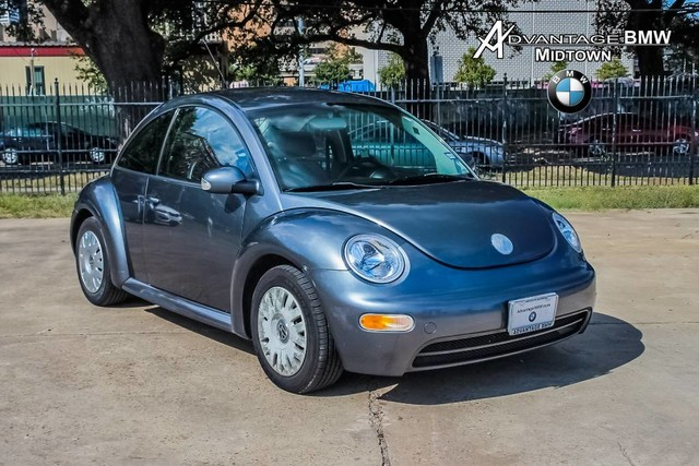 Used 2005 Volkswagen New Beetle Coupe