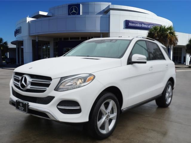 Used 2017 Mercedes Benz Gle 350