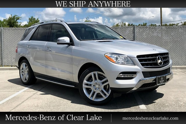 Used 2015 Mercedes-Benz M-Class ML 350