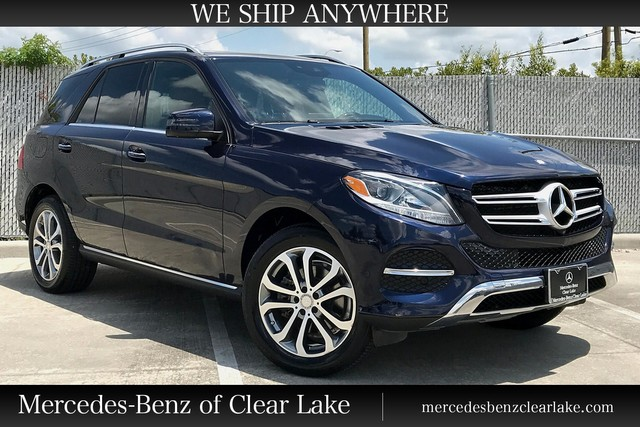 Used 2016 Mercedes-Benz GLE GLE 350 - PREMIUM, SMARTPHONE, LANE TRACK, PARK ASSIST!