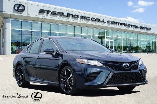 Used 2019 Toyota Camry XSE
