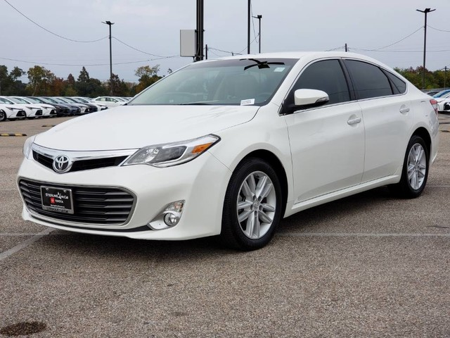 Used 2015 Toyota Avalon XLE