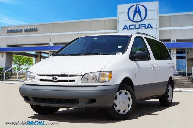 4930473fceaa7b Used 2000 Toyota Sienna LE Minivan Van in League City  YU270748 ...