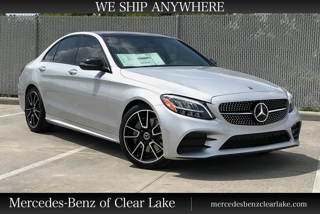 Used 2019 Mercedes-Benz C-Class C 300