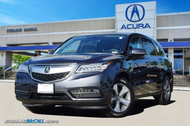 Used 2016 Acura MDX 1-OWNER, 26K MILES