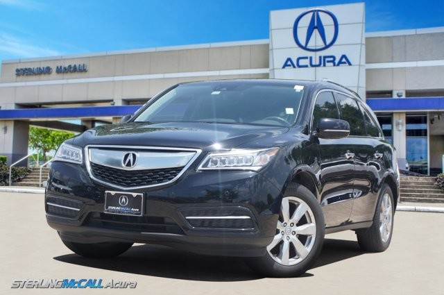 Used 2016 Acura MDX w/Advance