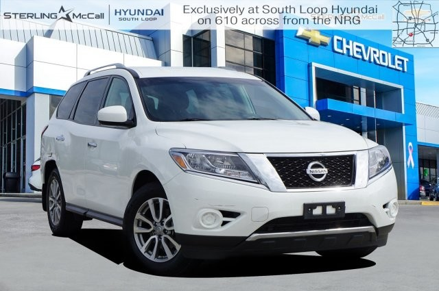 Used 2016 Nissan Pathfinder S