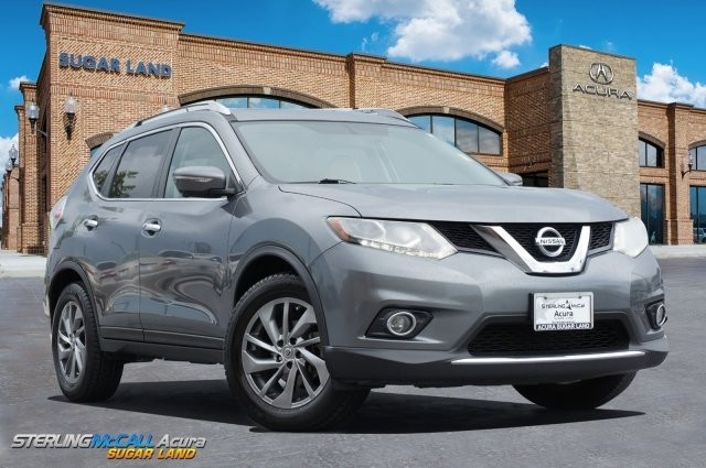 Used 2015 Nissan Rogue SL *** NAVIGATION *** SUNROOF ***