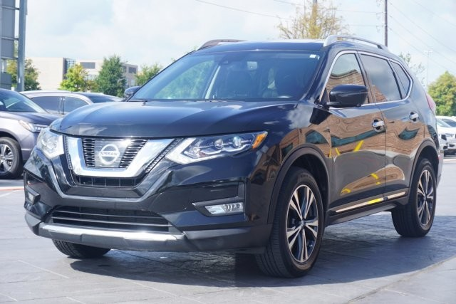 Used 2017 Nissan Rogue SL AWD NAVI PANORAMIC SUNROOF HEATED LEATHER 360 CAMERA BOSE